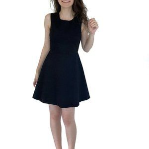 NWT Lulu's Black Skater Dress